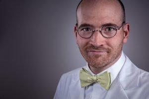 prosthodontist Dr. Sven Bone